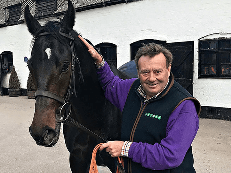 Nicky Henderson, Viewing Morning | Biddestone Racing