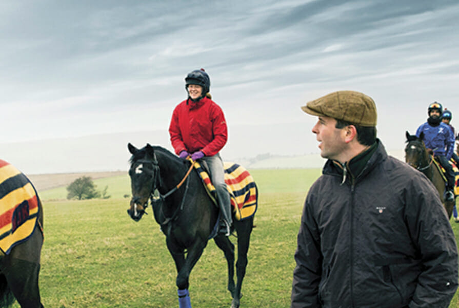 William Knight, Newmarket, Horse Trainer, Biddestone Racehorse Syndicates | Biddestone Racing